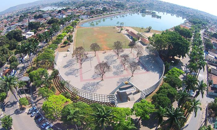 Parque Náutico da Lagoa da Boa Vista